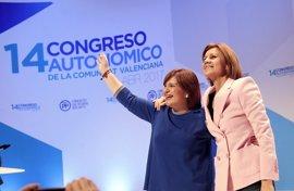Bonig acusa al Gobierno valenciano de atacar la libertad educativa y afea a Oltra su gran número de asesores