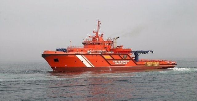 Búsqueda de Salvamento Marítimo