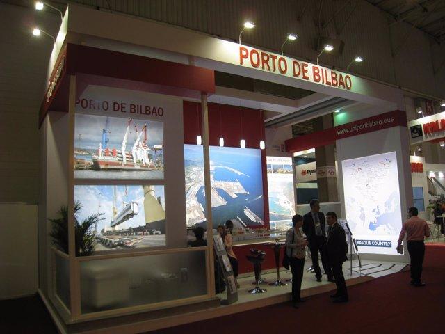 Stand del Puerto de Bilbao