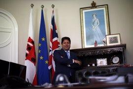 "Picardo dice que ""pagar"" el Brexit con Gibraltar equivale a dejar a España portarse ""como un matón"""