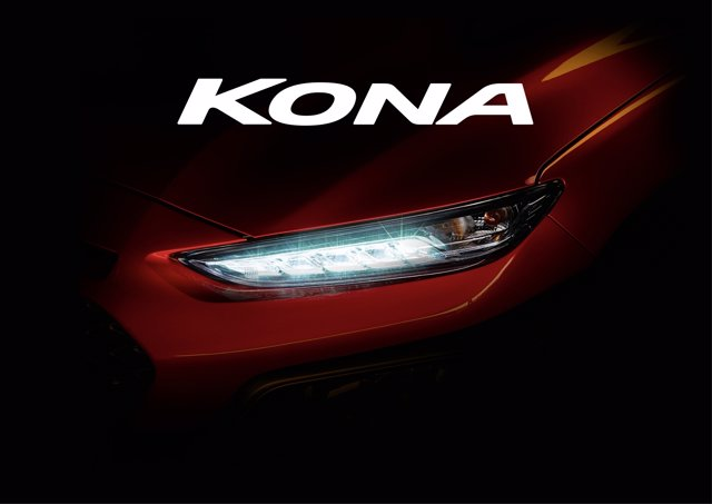 Primera imagen del Hyundai Kona