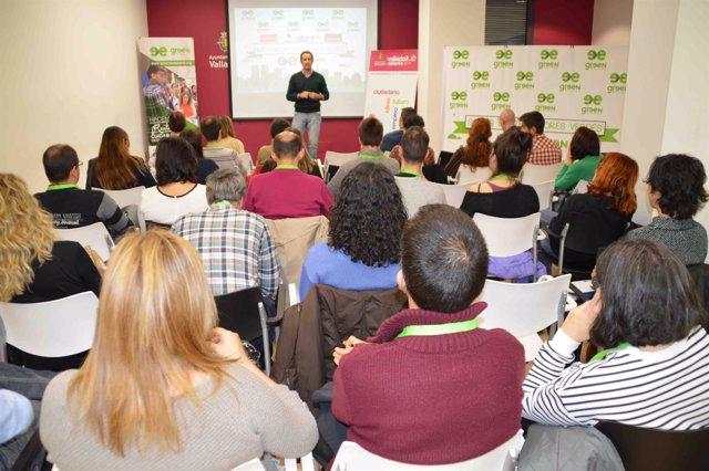 Jornada de Greenweekend celebrada en Valladolid este fin de semana