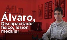 """Álvaro, lesionado medular: """"Es esencial que una persona que ha pasado por esto tenga mucha gente cerca"""" #10Años10Voces"""