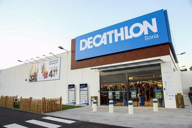 Decathon Soria