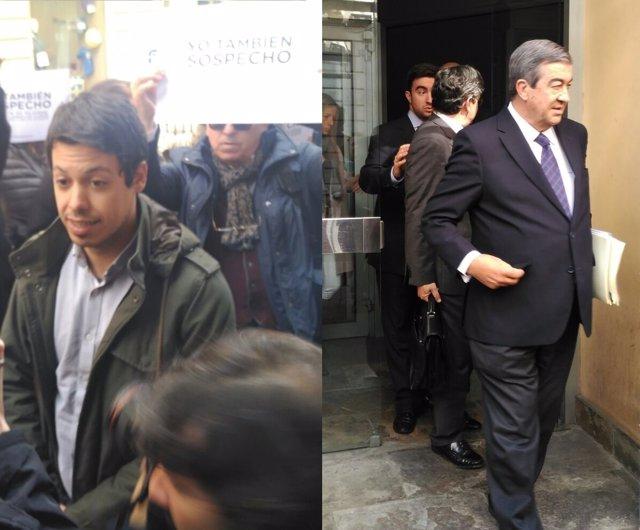 Según González y Francisco Álvarez-Cascos en los juzgados.