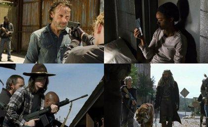 Los 7 momentos clave de The Walking Dead en el final de su 7ª temporada