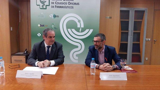 Acuerdo de CGCOF y Freno al Ictus
