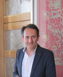 José Carlos Bote, subdelegado del Gobierno en Cáceres