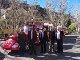 Un tren recorrerá los lugares turísticos más destacados de Cuenca a un precio de 7 euros