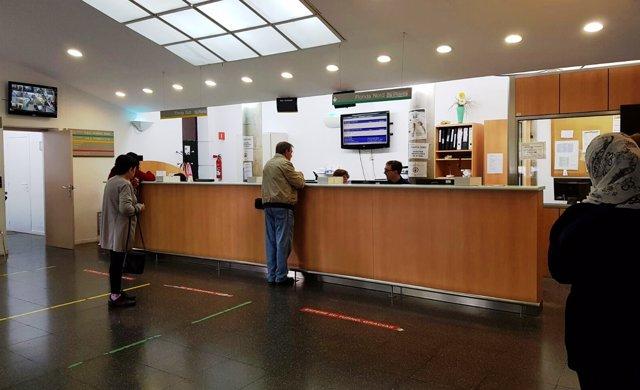 CAP florida, ambulatorio, centro de atención primaria, Barcelona