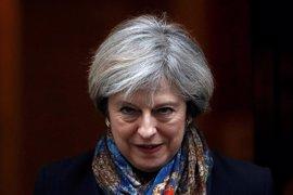 Un portavoz de May dice que no enviaría una fuerza naval a Gibraltar como ocurrió con Malvinas
