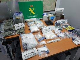 Ingresan en prisión los cinco detenidos en Vigo en el operativo por tráfico de drogas