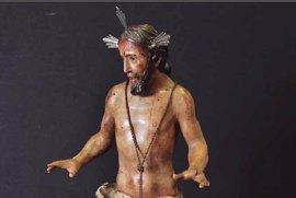 Nuestro Padre Jesús presenta este miércoles la talla restaurada del Santo Cristo del Despojo
