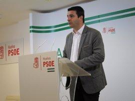 """El PSOE de Huelva pide al Gobierno que """"cumpla"""" y que """"de manera inmediata"""" autorice el trasvase del Condado"""