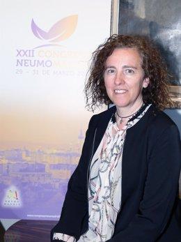 La Dra. María Jesús Rodríguez Nieto