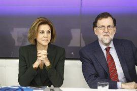Rajoy centra en el Brexit y los PGE el Comité Ejecutivo del PP, en el que no se menciona al presidente de Murcia