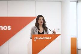 """Ciudadanos no adelanta si apoyará o no la moción de censura en Murcia: """"No queremos adelantar acontecimientos"""""""