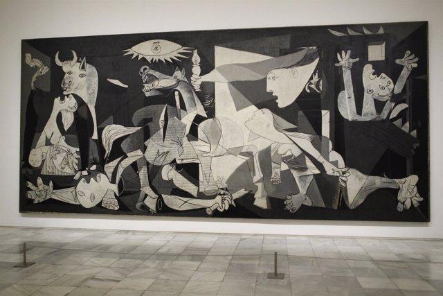 Exposición dedicada a conmemorar el 80 aniversario del Guernica de Pablo Picasso