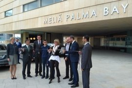 El hotel anexo al Palacio de Congresos recibe sus primeros huéspedes