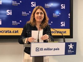 El PDeCAT reorganiza su dirección tras la renuncia de un tercio por incompatibilidades
