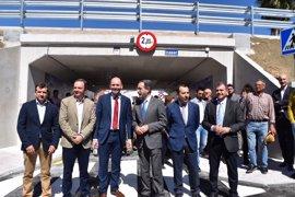 Finalizan este mes las obras de emergencia de las carreteras de Málaga y Cádiz tras el temporal
