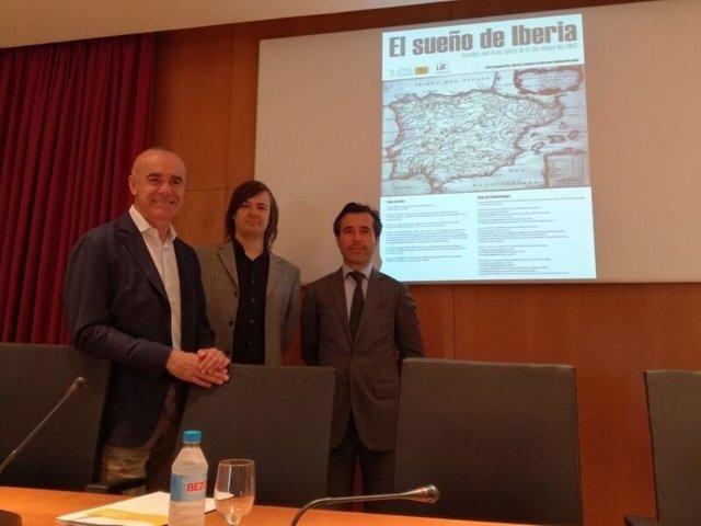 Presentación de las Jornadas 'El sueño de Iberia'