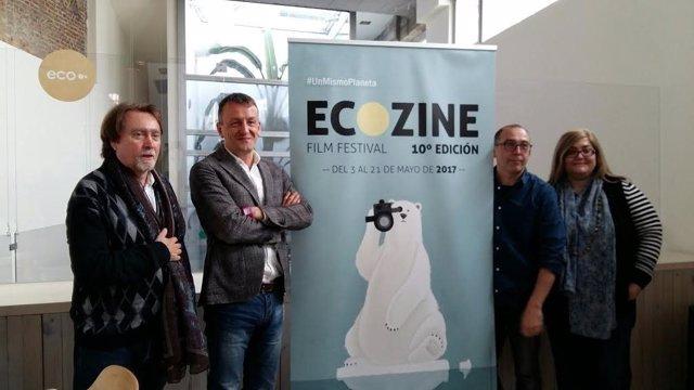 Presentación de EcoZine en Madrid
