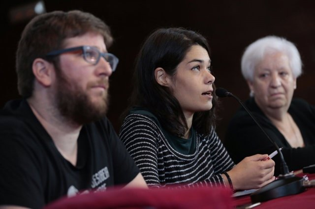 Anticapitalistas. Isabel Serra