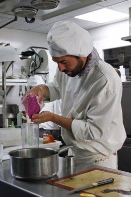 Cocinero cocina gastronomía cocinar culinario gastronómico comida alimentación