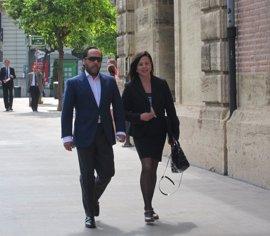 Crespo y 'El Bigotes' seguirán en prisión provisional por Fitur