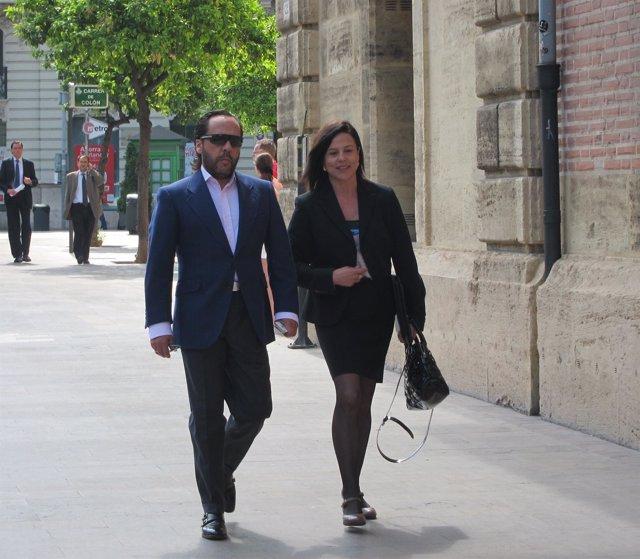 Álvaro Pérez, 'El Bigotes', A Su Llegada El TSJCV