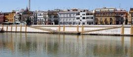 El Ayuntamiento inscribe en su inventario el mosaico de Triana pero aún no ha resuelto su destino