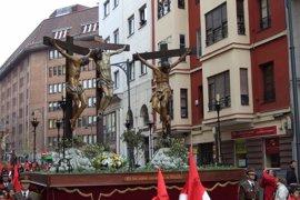 Guía con los pasos procesionales de 'Las Siete Palabras' de Valladolid