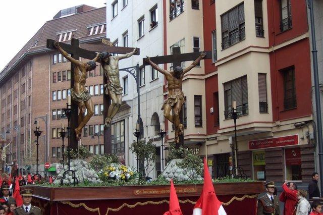 Valladolid, 'En tus manos encomiendo mi espíritu'