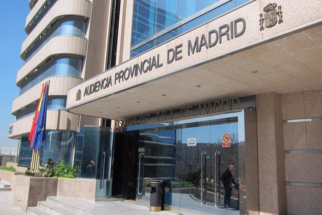 Audiencia de Madrid