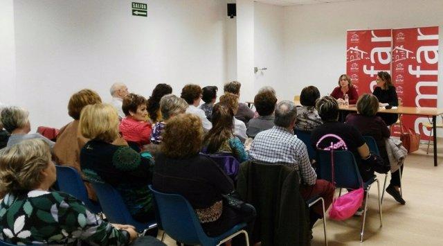 Reunión de AMFAR en Zaragoza