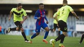 Un jugador del Eldense denuncia que el 12-0 contra el Barça B estaba amañado