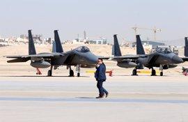 Arabia Saudí aumenta el sueldo de sus pilotos de combate hasta en un 60 por ciento