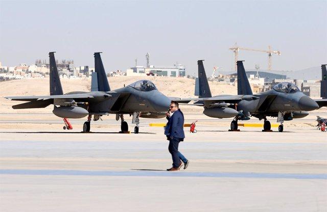 Aviones militares de Arabia Saudí