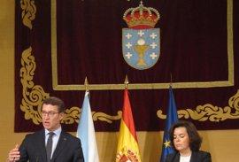 """Galicia recibirá del Estado 247 millones de euros """"adicionales"""""""