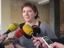 La tinent d'alcalde de Barcelona Laia Ortiz