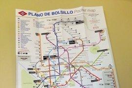 Metro lanza un nuevo plano ampliado y con textos más grandes para facilitar su lectura
