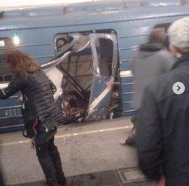 España condena el atentado contra el metro de San Petersburgo y pide a españoles que eviten la zona