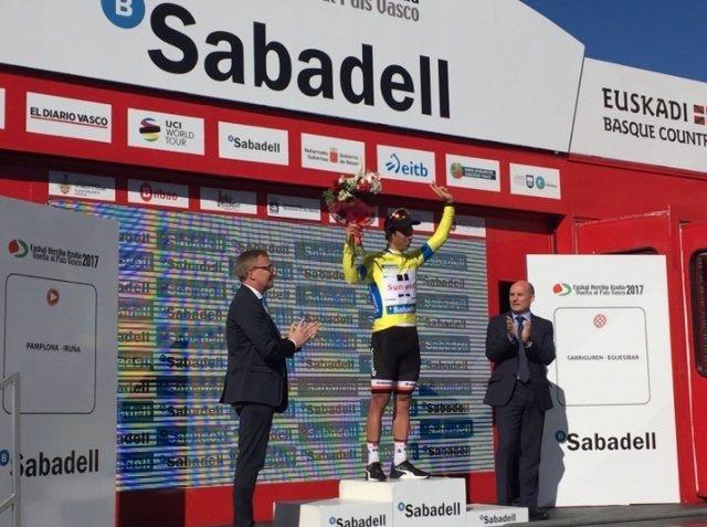 Itzulia Vuelta País Vasco Michael Matthews