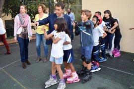 Santa Cruz de Tenerife saca a licitación el servicio de actividades extraescolares por 224.000 euros