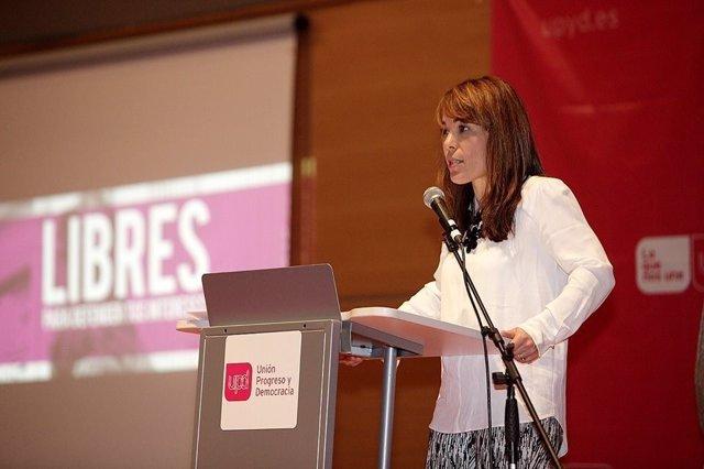 Ana Rosa Quintana, UPyD