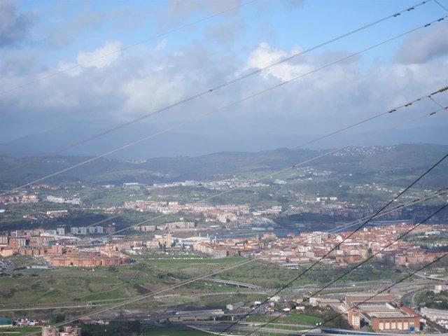 Nubes y claros en Euskadi