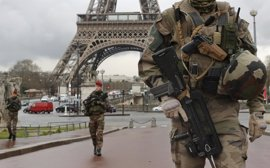 Reforzada la seguridad en el transporte público de la región de París tras el atentado de San Petersburgo
