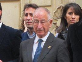 Amat (PP) anuncia que concurrirá a la reelección en el congreso provincial de Almería que se celebrará el 19 de mayo
