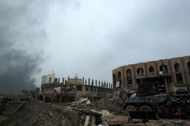 Ciudad Vieja de Mosul